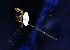 Voyager 1 (Crédito: Divulgação / Nasa)