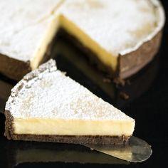 Limão, chocolate e um beijo de boa noite   :: as melhores receitas de sobremesas de leonor de sousa bastos   flagrante delícia ::