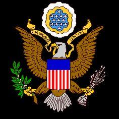 coat of arm symbols, usa, states | ... symbols of the northern countries usa usa united states of america