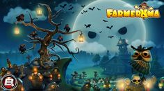 Halloween 2012 in Farmerama