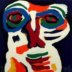 Karl Appel • [CoBrA] art movement