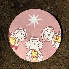 Advent Calendar Dec 21, 2016 アドベントカレンダー 12月21日  #adventcalendar #christmastime #chiristmas  #illustration #drawing #biblicalmagi #magi #東方の三博士 #三博士 #melchior #balthazar #casper #matthew2v1to13 #メルキオール #バルタザール #カスパール #マタイ2章 #イラスト #落書き #星 #star