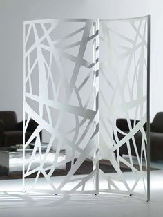 Screen LASER by ELITE | #Design Ruggero Camilotto #metal #interiors