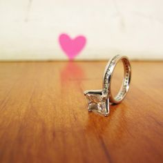 Ring and heart