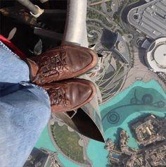 高所恐怖症の人は閲覧注意 目が眩みそうになるほどの高所で楽しげにしている人達 - http://naniomo.com/archives/4552