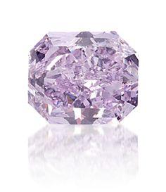 Natural Fancy Purple Diamond