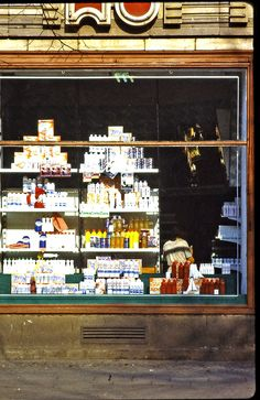 East Berlin - February 1982 - HO store window | by LimitedExpress