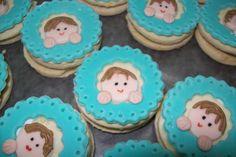 galleta de bebé