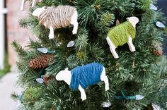 Sheep Stash par JuniperMoonSheepShop sur Etsy