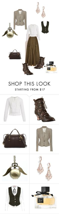 """""""Untitled #899"""" by cassandramortmain ❤ liked on Polyvore featuring Queene and belle, HADES, Cole Haan, Étoile Isabel Marant, Kate Spade, Joe Browns and Gucci"""
