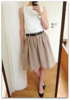mini-tuto jupe facile