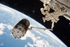 Japan's space junk collection experiment ends in failure