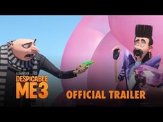 Despicable Me 3 Trailer Introduces Trey Parker's Villain Who's as Bad as Michael Jackson | E! Online Mobile