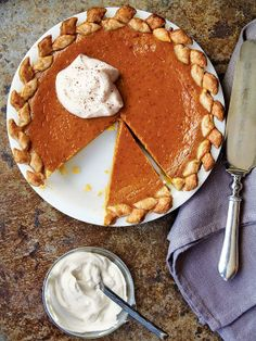 A slimmed-down pumpkin pie recipe (your guests will never know!)