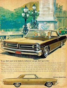 1963 Pontiac Grand Prix.