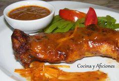 Pollo en salsa de café, receta paso a paso. una receta diferente, este es un pollo muy especial¡¡¡¡  http://t.co/vJEmX6oQff