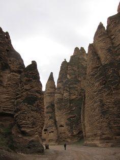 Gansu, Yellow River Gorge