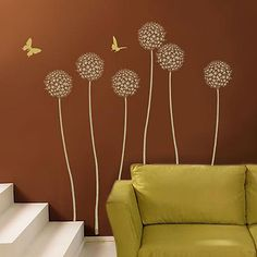 Links to site for stencils to paint walls!! I need at least 5 of these. #itshappening