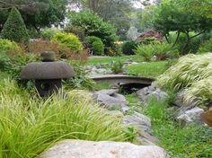 Mark's wonderfully tasteful garden in Connecticut | Fine Gardening