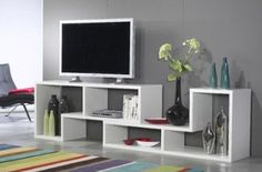 modern entertainment unit    great for living room!!