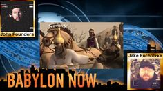 Babylon Now - Temple of BAAL - New york raising the OLD GODS at our nati...