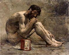 Jules Bastien-Lepage - Diogenes