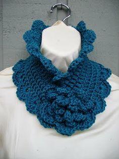 Fashion Me Fabulous: Project Design: Colorful Winter Scarves