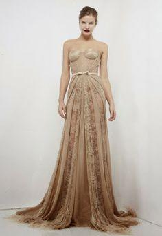Costura Em Alta: Vestido de renda alta costura. Dicas de como costurar vestidos de festa, bordados, modelagem...