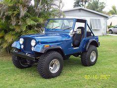 Jeep CJ-5 by dave12311, via Flickr