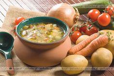 Zupa grzybowo jarzynowa
