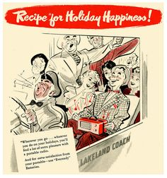 Holiday Spirits on the Lakeland Coach | Flickr - Photo Sharing❤️
