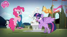 pinkie and princess alicorn Twilight Sparkle