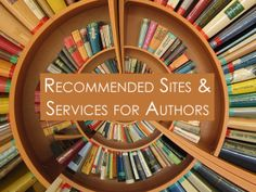 Recommended Sites & Services for Authors