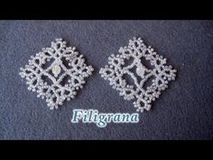 (7) # DIY - FIligrana, colgante # DIY - FIligrana, pendant - YouTube