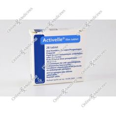 Buy Activelle 1/0.5mg | OnlineRxMedicines Pharmacy India