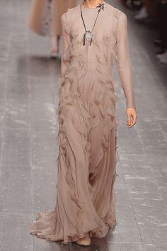 Valentino | Ruffled silk-chiffon gown | NET-A-PORTER.COM