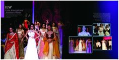 Launching of Bollywood Brides collection by Mahabir Danwar Jewellers at India International Jewellery Week  (IIJW),Grand Hyatt,  Mumbai, India.
