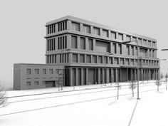Architecture modeling Multimedia, Modeling, Multi Story Building, Architecture, Design, Arquitetura, Modeling Photography, Models