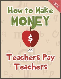 Can YOU make extra money on TPT? This free step-by-step course unlocks the money in YOUR filing cabinet. Get started on Teachers Pay Teachers.