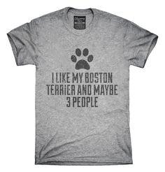 Funny Boston Terrier T-Shirt, Hoodie, Tank Top