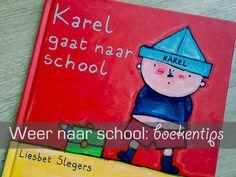 Weer naar school – boekentips - Lespakket