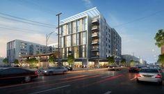 Arts District AMP Lofts - Mixed-use development