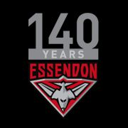 140 Years of the Essendon Football Club      The best club in the league!!!