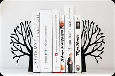 Love these bookends. Okay, I love virtually all bookends.
