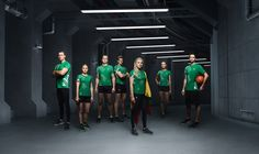 LTeam – Olympic Team of Lithuania on Behance