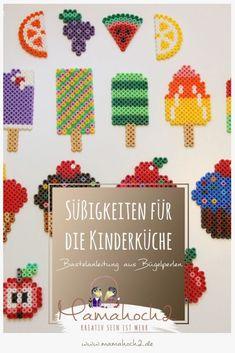DIY Bastelanleitung Süßigkeiten Kinderküche Kaufmannsladen aus Bügelperlen (15)