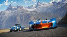 Alpine realizza una concept per il gioco Gran Turismo 6. Il risultato è una vettura che toglie il fiato.