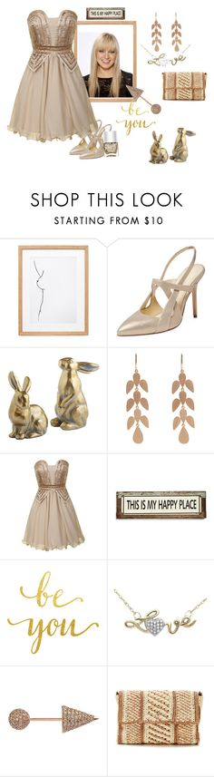 """""""This is my Happy a Place"""" by glitterlady4 ❤ liked on Polyvore featuring Sarah Flint, Irene Neuwirth, Dorothy Perkins, Poncho & Goldstein, WALL, Elise Dray, Helen Kaminski and Nails Inc."""