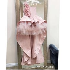 """947 Likes, 14 Comments - Isabella Couture Showroom  (@isabella_couture) on Instagram: """"Bonjour Blush Bella  Fall in Love with our exquisite custom blush pink French lace dress made…"""""""