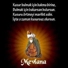 Ah mine'l Aşk Rumi Poem, Rumi Quotes, Meaningful Lyrics, Learn Turkish Language, Saving Quotes, Good Sentences, Favorite Words, Islamic Quotes, Cool Words